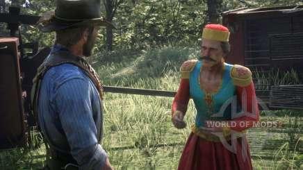 Dónde encontrar a todos los extraños en Red Dead Redemption 2