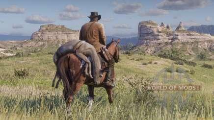Moverse en un caballo
