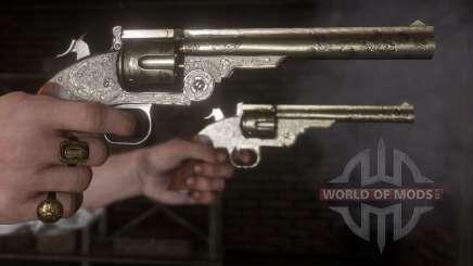 Armas en RDR 2
