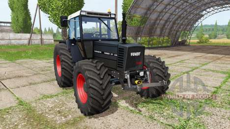 Fendt Farmer 310 LSA Turbomatik black beauty para Farming Simulator 2017