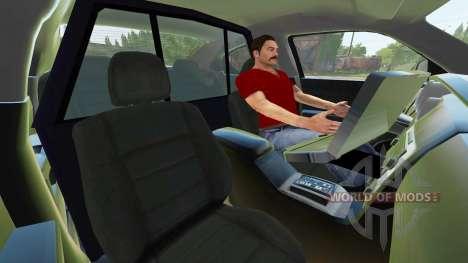 Dodge Charger Sheriff para Farming Simulator 2017