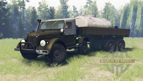 UAZ 456 v1.2 para Spin Tires