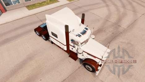 LandStar Inway de la piel para el camión Peterbi para American Truck Simulator
