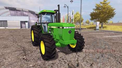 John Deere 4850 v2.0 para Farming Simulator 2013