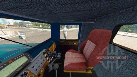 Peterbilt 351 v4.0 para Euro Truck Simulator 2