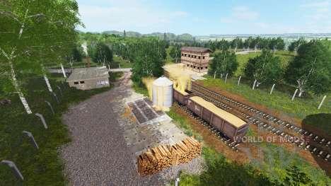 República checa v4.0 para Farming Simulator 2017