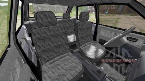 VAZ 2109 Satélite para Farming Simulator 2017