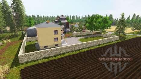Polish village para Farming Simulator 2017