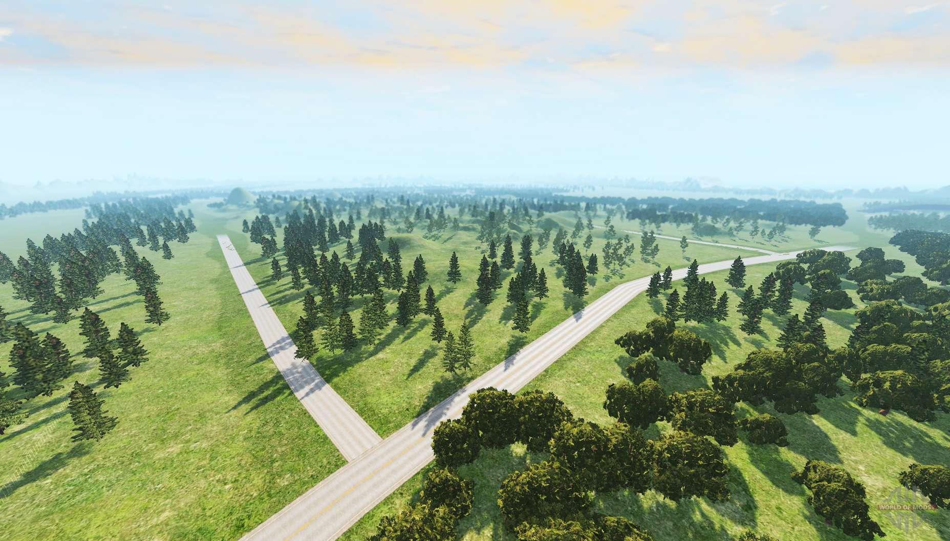 Image of: California V2 0 Para Beamng Drive