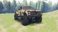 Chevrolet K5 Blazer M1008