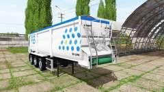 Krampe Bandit SB 30-60 AB Texel para Farming Simulator 2017