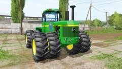 John Deere 8440 v1.1 para Farming Simulator 2017