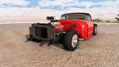 Burnside Special rat rod v0.5 para BeamNG Drive
