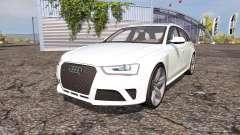 Audi RS4 Avant (B8) v2.0
