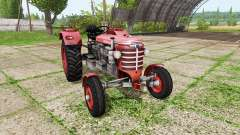Hurlimann D-110 para Farming Simulator 2017