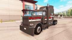 Z1 de la piel para el camión Peterbilt 389