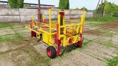 Damcon PL-75 para Farming Simulator 2017