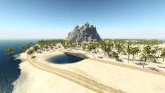 Baja track v3.0 para BeamNG Drive