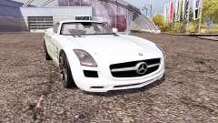 Mercedes-Benz SLS 63 AMG (C197)