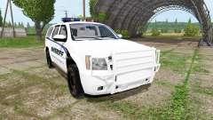 Chevrolet Tahoe Sheriff