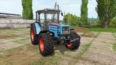 Eicher 2100 Turbo v1.1 para Farming Simulator 2017