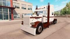 LandStar Inway de la piel para el camión Peterbi