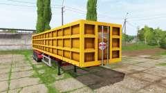 BsM tipper semitrailer