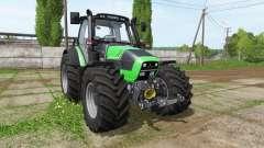 Deutz-Fahr Agrotron 620 TTV 3.0 para Farming Simulator 2017