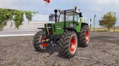 Fendt Favorit 615 LSA Turbomatic v2.0