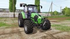 Deutz-Fahr XM 100 T4i para Farming Simulator 2017