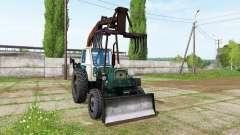UMZ 6L grapple para Farming Simulator 2017