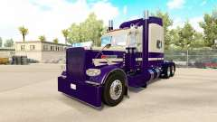 La piel de color Púrpura Ejecutar para el camión