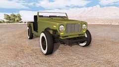 Ibishu Hopper ratrod v1.1 para BeamNG Drive
