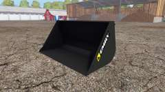 Emily bucket para Farming Simulator 2015