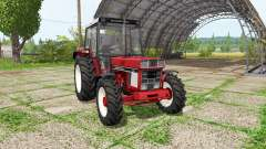 International Harvester 844 v1.1 para Farming Simulator 2017