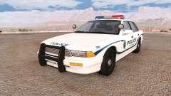 Gavril Grand Marshall wayland police v2.0