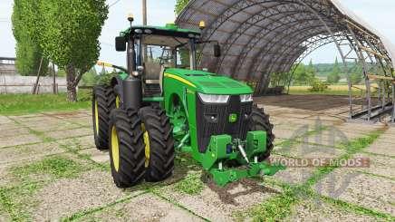 John Deere 8400R v3.0.0.1 para Farming Simulator 2017
