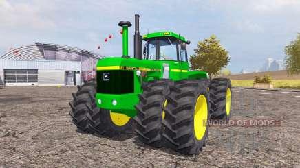 John Deere 8440 v2.0 para Farming Simulator 2013