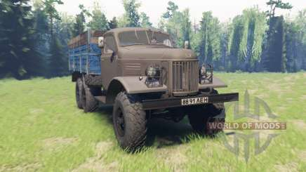 ZIL 157 para Spin Tires