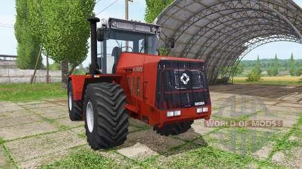 Kirovets K 744R3 para Farming Simulator 2017
