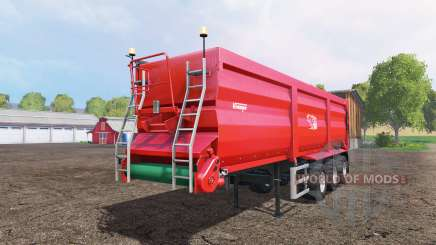 Krampe SB 30-60 field master para Farming Simulator 2015