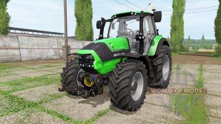 Deutz-Fahr Agrotron 6190 TTV v2.0 para Farming Simulator 2017