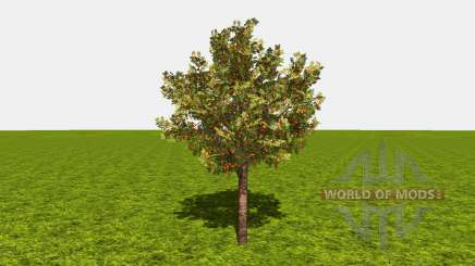 Fruit and berry trees v1.1 para Farming Simulator 2015