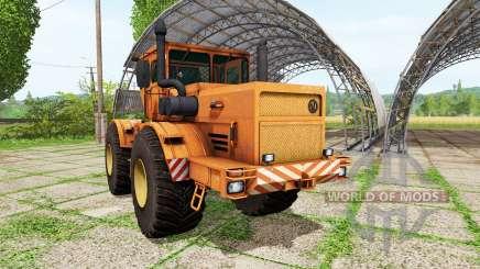 Kirovets K 700A bolsa de dormir para Farming Simulator 2017