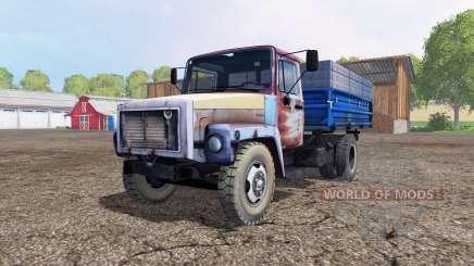 GAS SAZ 35071 para Farming Simulator 2015