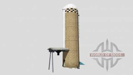 Towers silage para Farming Simulator 2015