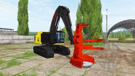 Feller buncher para Farming Simulator 2017