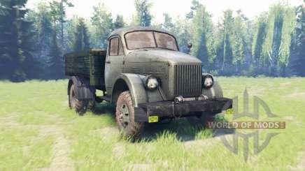 GAZ 51 para Spin Tires