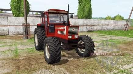 Fiatagri 140-90 Turbo DT v1.1 para Farming Simulator 2017