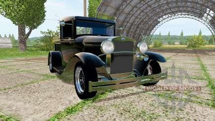 Ford Model A 1930 para Farming Simulator 2017